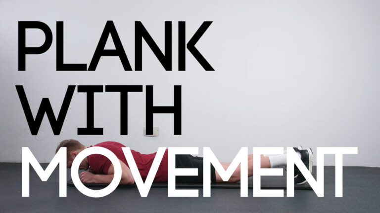 Plank with Movement