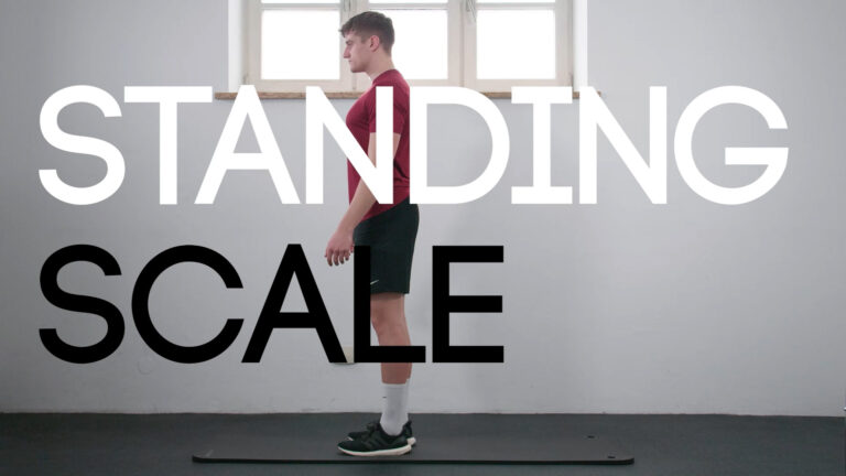 Standing Scale