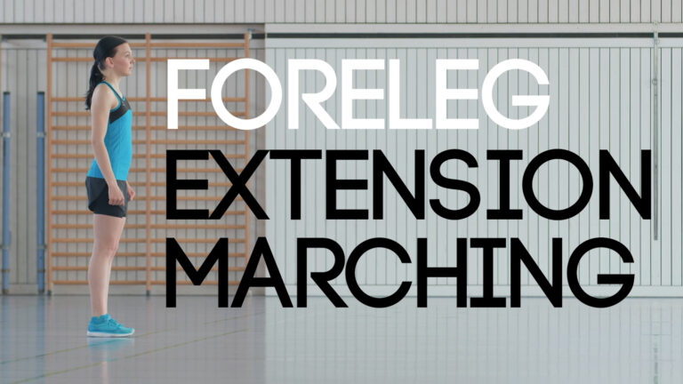 Foreleg Extension March