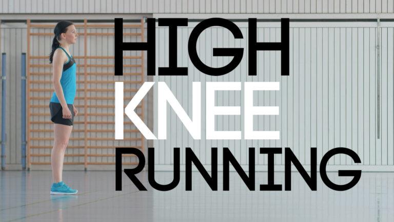 High Knee Running